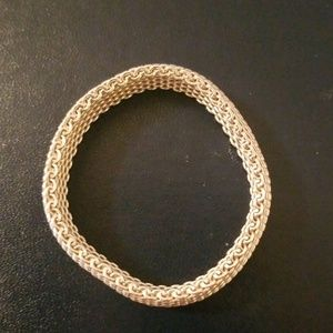 Tiffany&Co Mesh Bangle